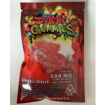 DANK GUMMIES 500mg