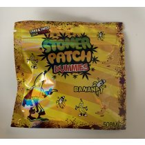 Stoner Patch - Banana - 500mg