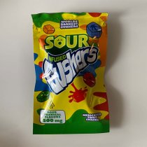 Sour Gushers  - 500mg