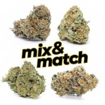 1 OUNCE MIX AND MATCH