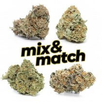1/2 Ounce Mix and Match